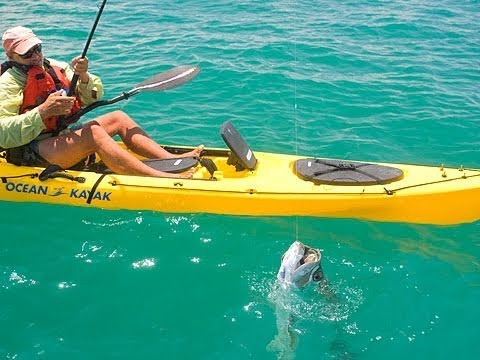 Boca Grande - Extreme Kayak Fishing for Tarpon