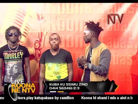 Koona Ne Ntv (bobi Wine) On The 25th October 2013 Part Five video
