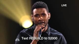 Usher And Blake Shelton Home Healing In The Heartland