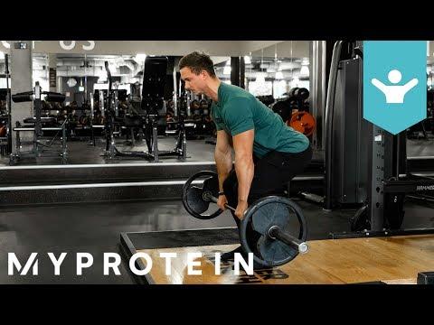 Kreuzheben | Richtige Ausführung und Technik mit FitnessOskar