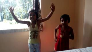 Selfie Song From 'ABHIMAN' ..A tributute to Superstar JEET by Kids :)