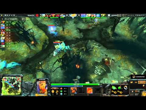 [ciaNodotaTV] Dreamhack Summer 2013 Grand Final - Quantic vs Alliance Game 3