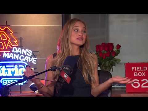Hannah Davis on The Dan Patrick Show 2/12/13