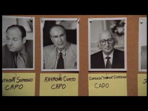 "Corrado ""Junior"" Soprano gets welcomed in as the new boss of the DiMeo Crime Family by Tony Soprano and the crew. The feds are there to capture all of the memories with hidden cameras. The..."