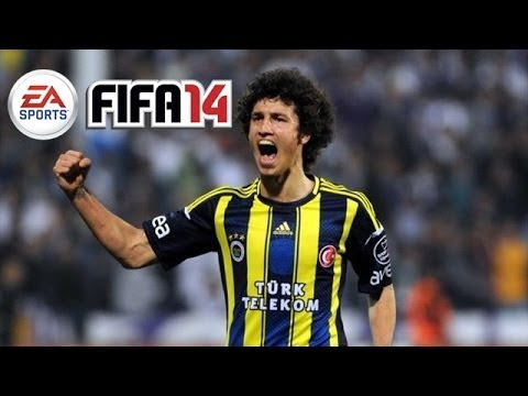 FIFA 14 Best Young Players in Career Mode - Salih Ucan Player Review - BEAST Midfielder!