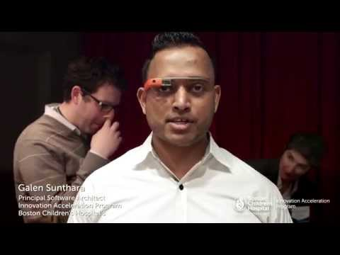 Google Glass comes to the OR - Innovators' Showcase - Boston Children's Hospital