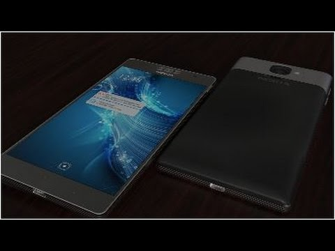 Nokia 1100 New Android Smartphone Concept 2015