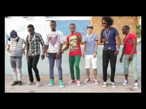 Fresh kids x Corn bread (New Dance 2013) in Kingston Jamaica