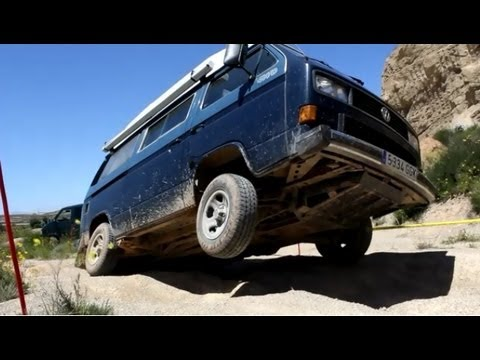 Vw Volkswagen T3 Syncro 4x4 Awd 4wd Youtube