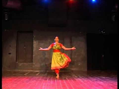 Malavika Mohanan's Tulasidas Bhajan In Bharatanatyam Fusion