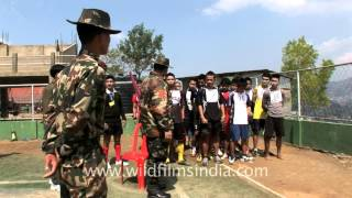 Army recruitment by Assam Rifles - Indian defence forces