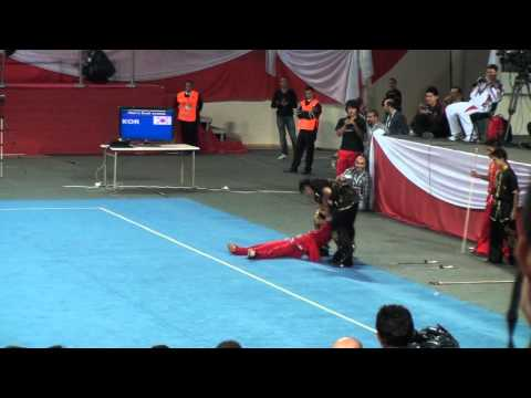 Wushu World Championships 2011 -  Duilian Male
