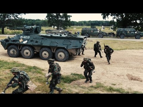 Rapid Trident 2016 - National Guard of Ukraine