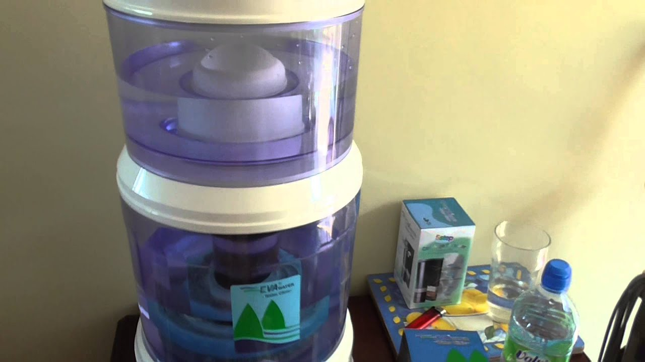 Review Eva Advanced Water Filtration System From