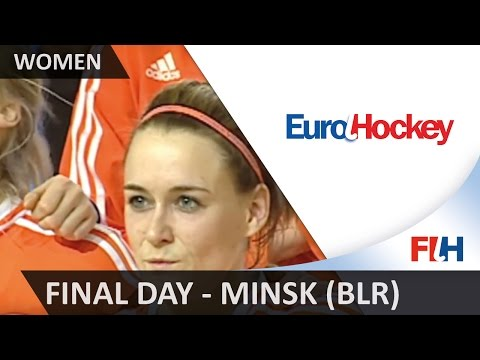 EuroHockey Indoor Championship (Women) - Minsk (BLR) Final Day