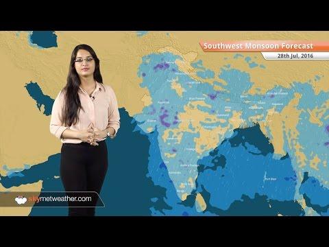 Monsoon 2016 Forecast for July 28: Good Monsoon rain likely in Delhi, Maharashtra, Gujarat