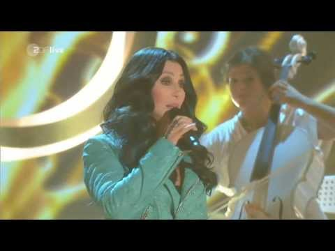 Cher - I Hope You Find It (live 2013) video