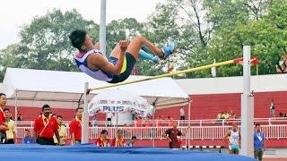 Nhảy Cao/Nam - High Jump/Men (ĐK Trẻ châu Á 2016)