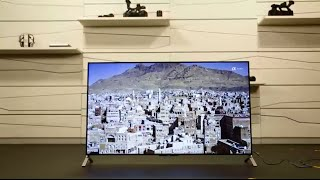 01. Unboxing The New Ultra Slim X900C Sony TV (4K Ultra HD)