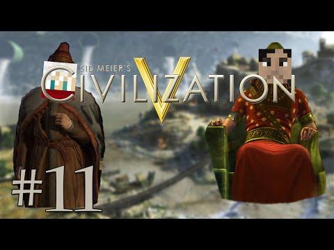 Civilization V - Episode 11 - Robby's Tender Heathen Society