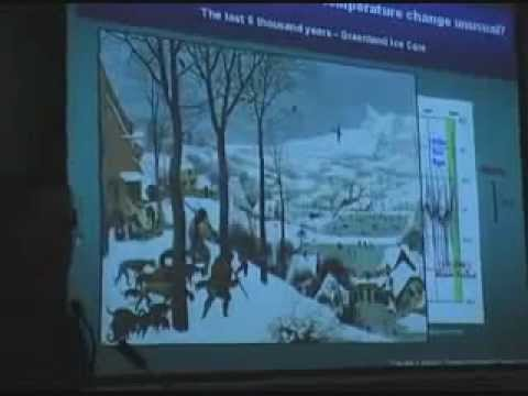 Anthropogenic (Human Caused) Global Warming Debunked