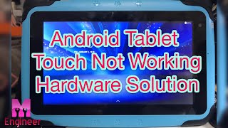 Android Tablet Touch Not Working Full Solution