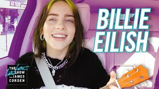 Download lagu Billie Eilish Carpool Karaoke