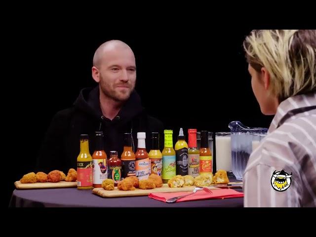 Kristen Stewart Brings the Angels to Eat Spicy Wings | Hot Ones thumbnail