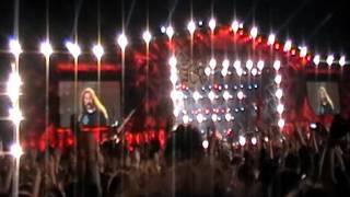 Przystanek Woodstock 2012-Sabaton -Warszawo walcz