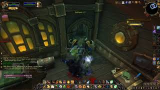 World of Warcraft Battle for Azeroth Плюшевое чаепитие 1080р60HD