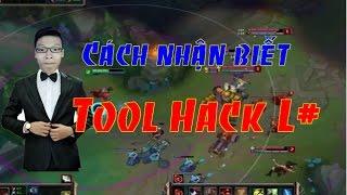 Tool Hack LMHT - Cách nhận biết tool xoay vòng tròn