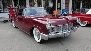 1956 Lincoln Continental Mark II - My Car Story with Lou Costabile