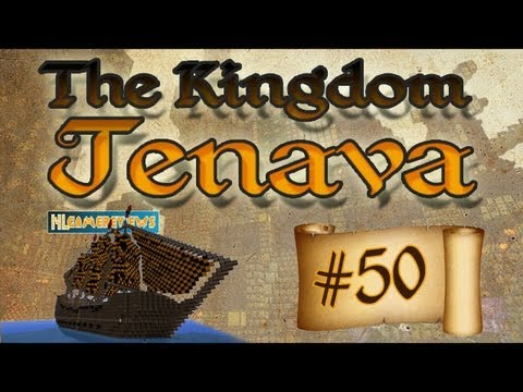 [The Kingdom JENAVA] #50 Op naar ENTROPIA!?