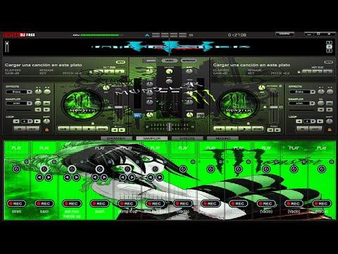 2 nuevos skins para virtual dj