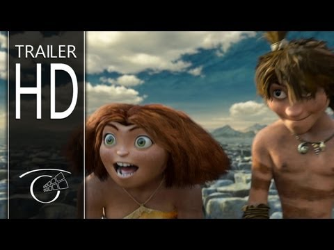 Los Croods - Una aventura prehistórica - Trailer final HD