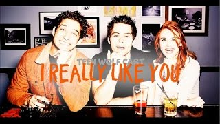 "teen wolf cast | ""because now we"