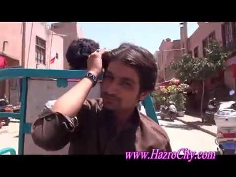 Funny Talk & Singing Of Sifat Ullah From Peshawar In Kashgar City, China. video