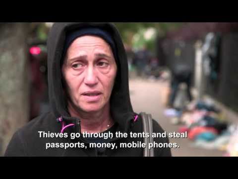 Conditions at Austrian refugee camp called inhumane by UN