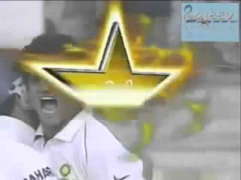 I.pathan Hat Trick Wicket Against Pak video