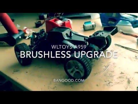 Brushless WLTOYS A959 *UPGRADE* by BANGGOOD.com