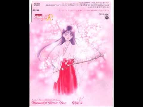 Sailor Moon -- Memorial Music Box CD 3~15. Moon Crystal Power Makeup