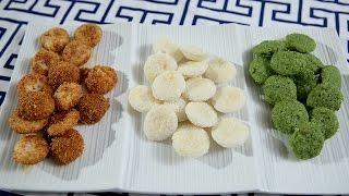 Tricolor Idli - Republic Day Special - Idli Recipe - Ruchi's Kitchen