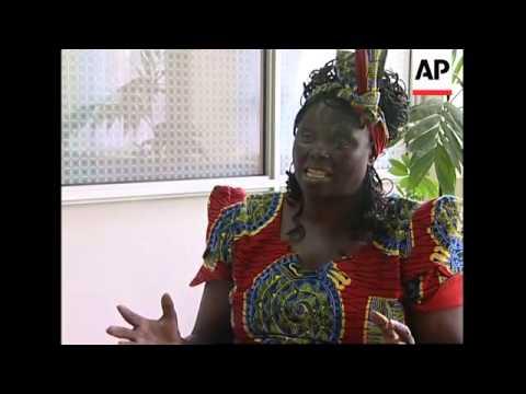2004 Nobel Peace Prize winner Wangari Maathai comments on 2007 winners