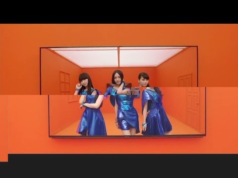 [MV] Perfume 「DISPLAY」(short ver.)