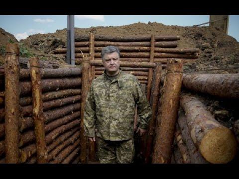 Poroshenko Launches New Attacks on Donetsk People's Republic