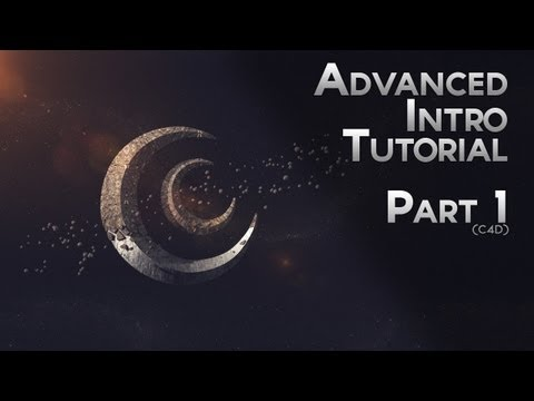 How To – Make an Advanced Intro in Cinema 4D (Part 1)