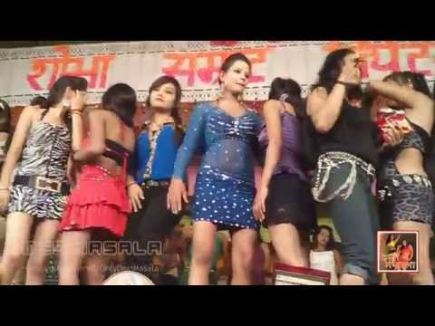 Sexy Girls Dancing In Shobha Samrat Theatre At Sonepur Mela video