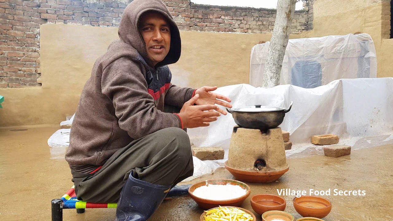 Chai Pakora Aur Barish | Rainy Day Snacks Routine | Rural Life In Pakistan | Village Food Secrets