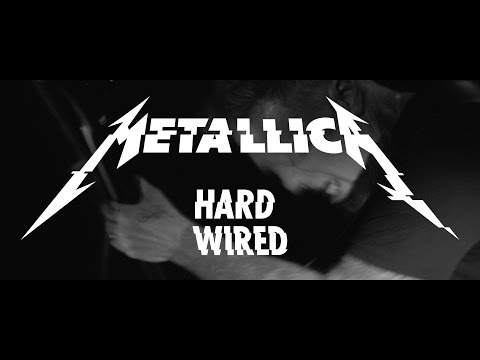 Metallica - Hardwired (Official Music Video)