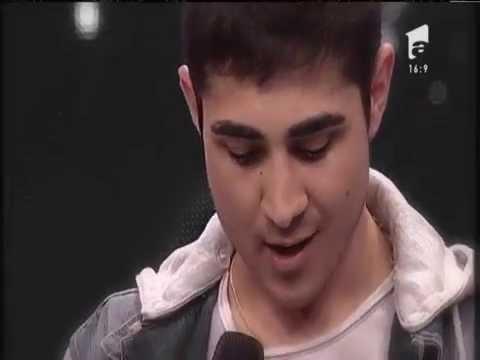Jurizare: Dumitru Charbel merge în următoarea etapă X Factor
